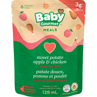 6 Months+, Sweet Potato Apple & Chicken