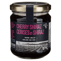 Cherry Shiraz Wine Jelly