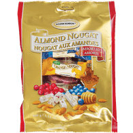 Almond Nougat, Assorted