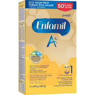 A+ Infant Formula Powder Refill Box