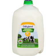 Organic Homogenized Milk, 3.25%