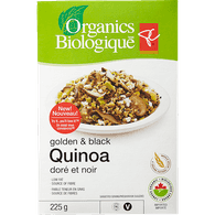 Quinoa Blend, Golden & Black