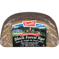 Black Forest Rye Bread