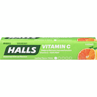 Vitamin C, Assorted Citrus