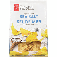 Kettle Cooked Tortilla Chips, Sea Salt