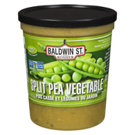 Split Pea with Vegetables