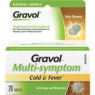 Multi-symptom Antinauseant, Pain Reliever * Fever Reducer