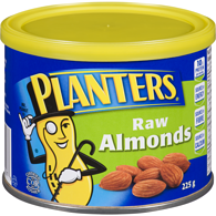 Natural Almonds, Sodium Free