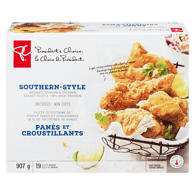 Southern-Style Breaded Seasoned Chicken Breast Fillets