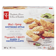 Hot & Spicy Breaded Chicken Breast Fillets
