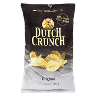 Dutch Crunch Kettle Chips, Original