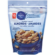 Blue Menu Almonds