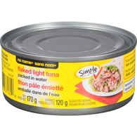 Flaked Light Tuna, In Water