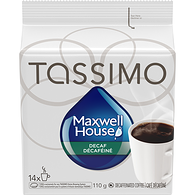 Maxwell House Custom Roasts Decaf
