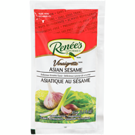Asian Sesame Dressing, Pouch