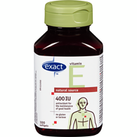 Vitamin E 400 IU Natural