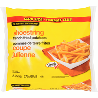 Shoestring Fries, Club Pack