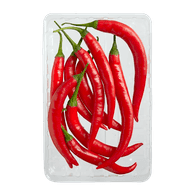 Organic Hot Peppers