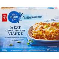 Blue Menu Meat Lasagna