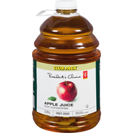 Club Pack Apple Juice From Concentrate