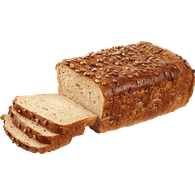Sunflower Bread, Sliced