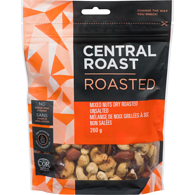 Roasted Mixed Nuts, Unsalted
