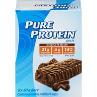Pure Protein Value Pak, Chocolate Deluxe