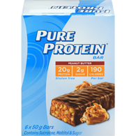 Pure Protein Value Pak, Chocolate & Peanut Butter