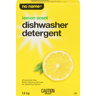 Deep Cleaning Formula Dishwasher Detergent, Lemon Scent