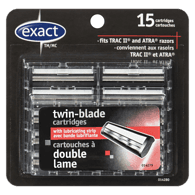 Combo Twin Blade Cartridges