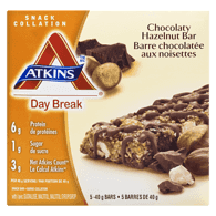 Day Break Bar, Chocolate Hazelnut