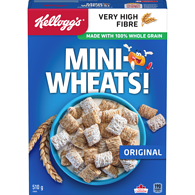 Mini-Wheats Cereal, Original