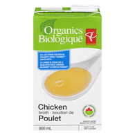 Chicken Broth, Low Salt