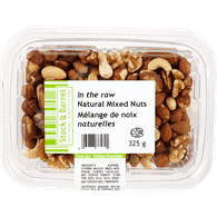 In The Raw Natural Mixed Nuts