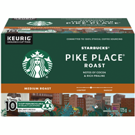 Starbucks Pike Place Roast Medium