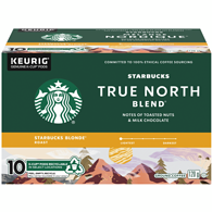 Café Veranda Blend de torréfaction blonde de Starbucks