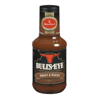 Bulls-Eye BBQ Sauce, Sweet and Sticky