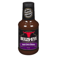 Bulls-Eye BBQ Sauce, Honey Garlic