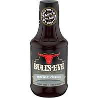 Bulls-Eye BBQ Sauce, Old West Hickory
