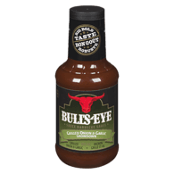 Bulls-Eye BBQ Sauce, Onion & Garlic