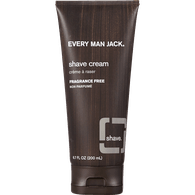 Shave Cream, Fragrance Free