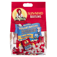 Yogurt Raisins, Vanilla