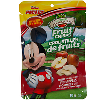 Croustillants de fruit aux pommes Mickey Mouse