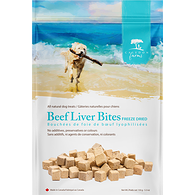 All Natural Dog Treats, Beef Liver Bites