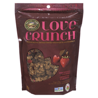 Love Crunch Granola, Dark Chocolate & Red Berries