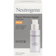 Rapid Wrinkle Repair, Moisturizer, SPF 30