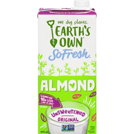 Almond Beverage, Unsweetened