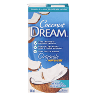 Boisson originale sans sucre Coconut Dream
