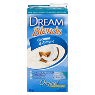 Dream Blends, Coconut & Almond Unsweetened Original