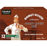 Café de torréfaction légère Donut House Collection